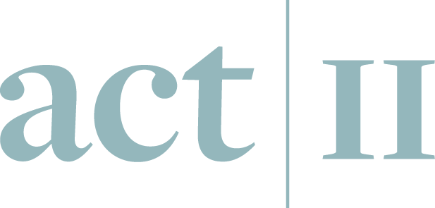 Act II Consulting, Personal and Professional Coaching for Women