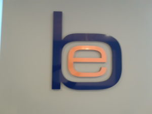 Business Energy Dimensional Lettering