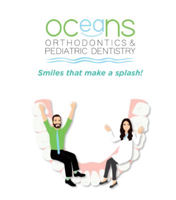Oceans Orthodontics CC website