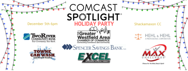 Comcast Spotlight GWACC Holiday Party @ Shackamaxon Country Club | Scotch Plains | New Jersey | United States