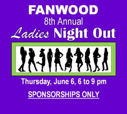 2019 ladies night out Square sponsors only
