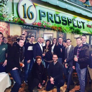 19 prospect young professionals